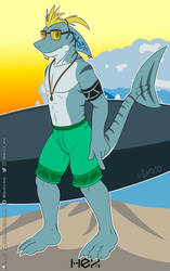 Marco the shark | RequHex