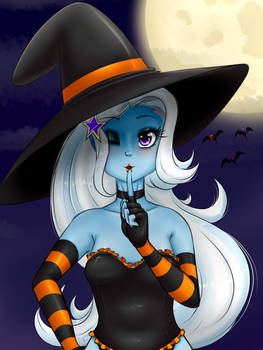 trixie day and halloween