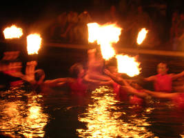 Fire with Water- The Tension by orlandovdesign