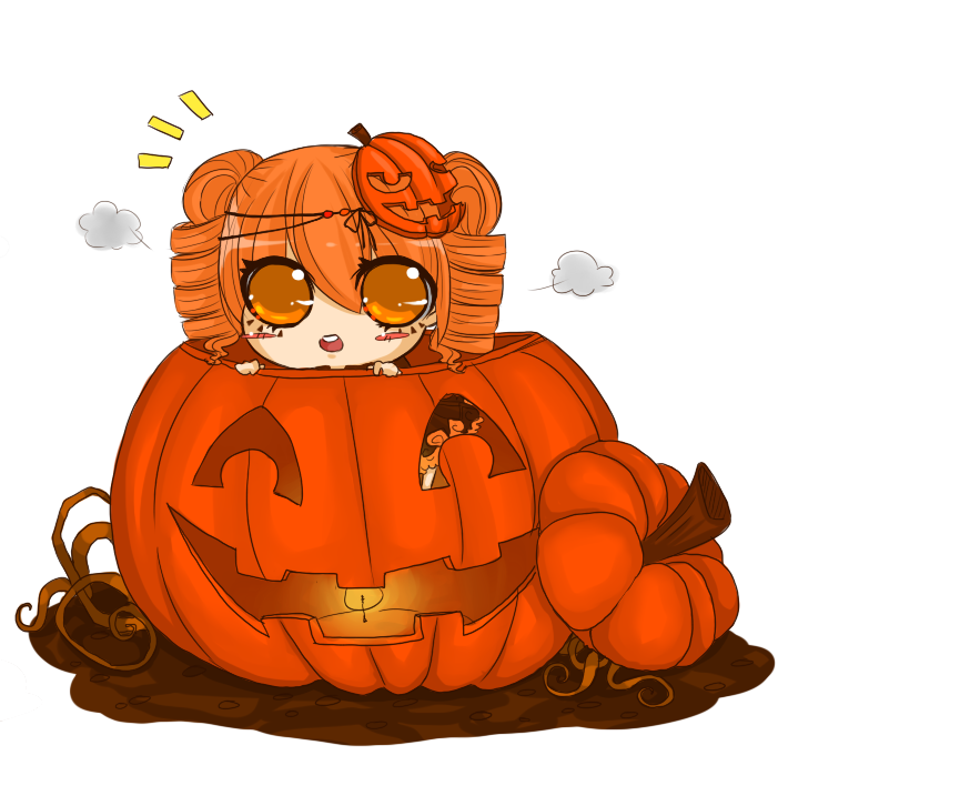 Jack-o-Lantern by The-Noodles