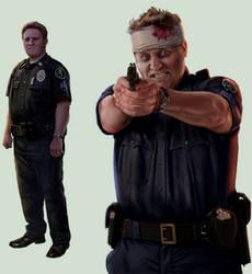 PCI - Officer Zach