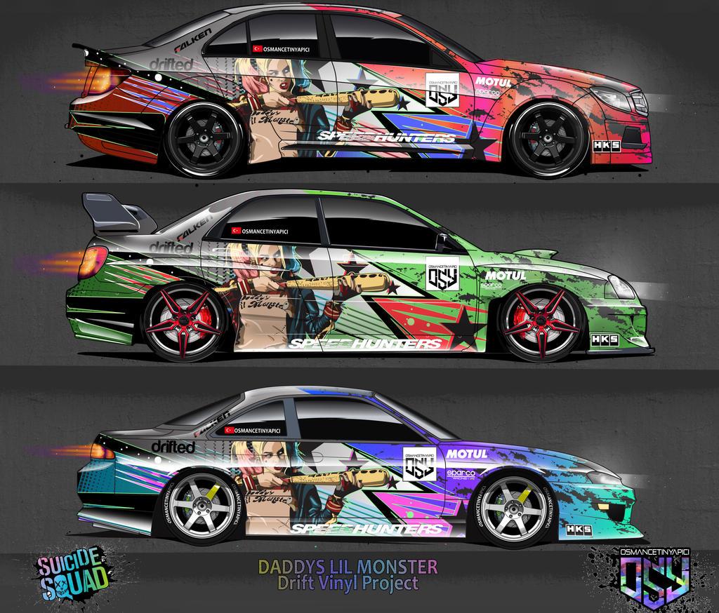 Drift Car _ Livery Project | osmancetinyapici by ...