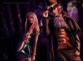 Another Wonderland by elfdust