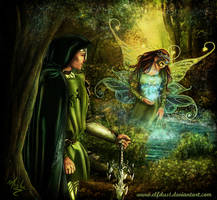 The Unearthly Queen by elfdust