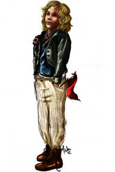 Les Mis extended petition: Gavroche