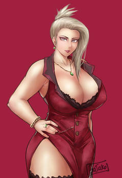 Thicc Scarlet
