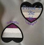 Pride Hearts: Asexual