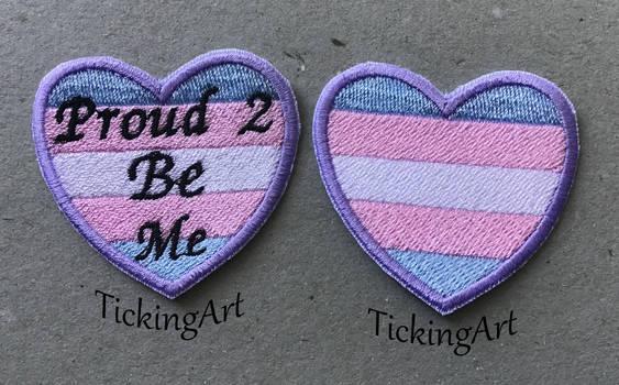 Pride Hearts: Transexual