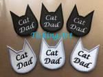 Cat Dad Patch