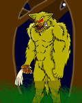Werewolf reace