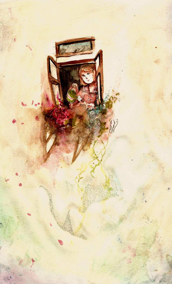 Tiny World by rarazet