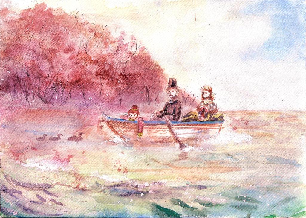 Jesien na wodzie by rarazet
