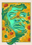 Pizza-o-rama - Poster by LeandroMassai