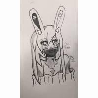 Oni Bunny - my OC