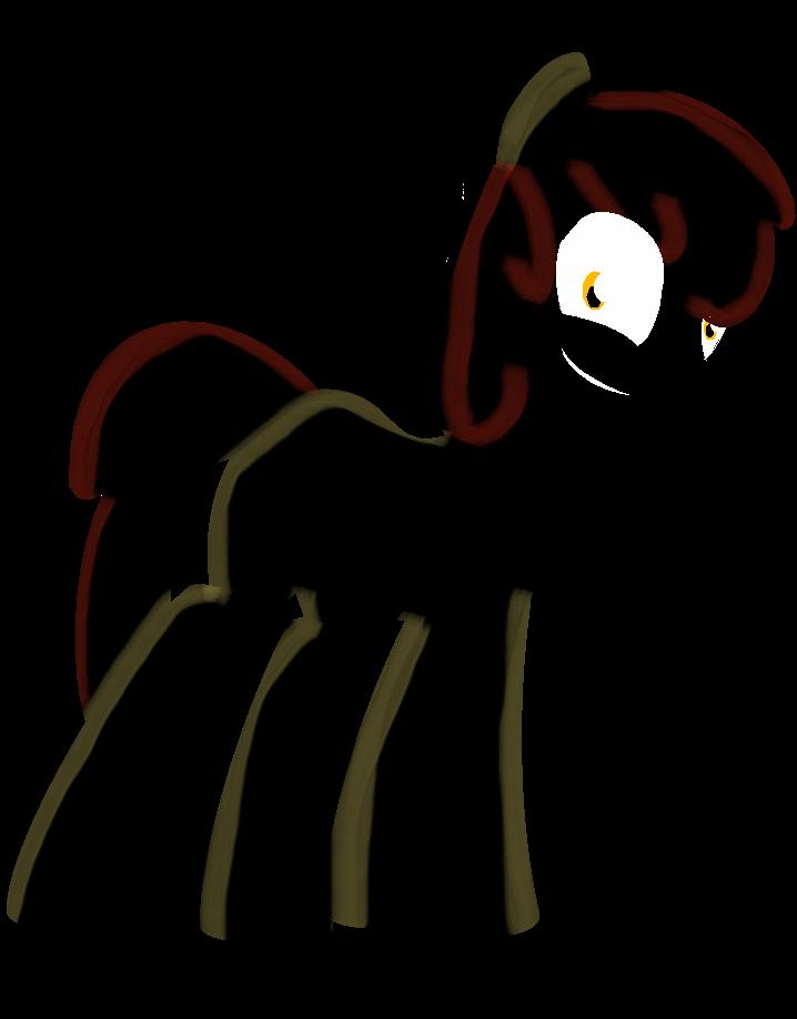 Creepybloom and zalgo pie