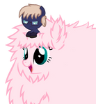 Baby Sweden And Fluffle Puff
