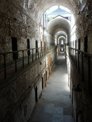 Eastern State Penitentiary 4 by raindroppe