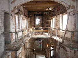 Eastern State Penitentiary 15 by raindroppe