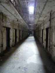 Eastern State Penitentiary 30 by raindroppe