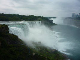 Niagara Falls 6 by raindroppe
