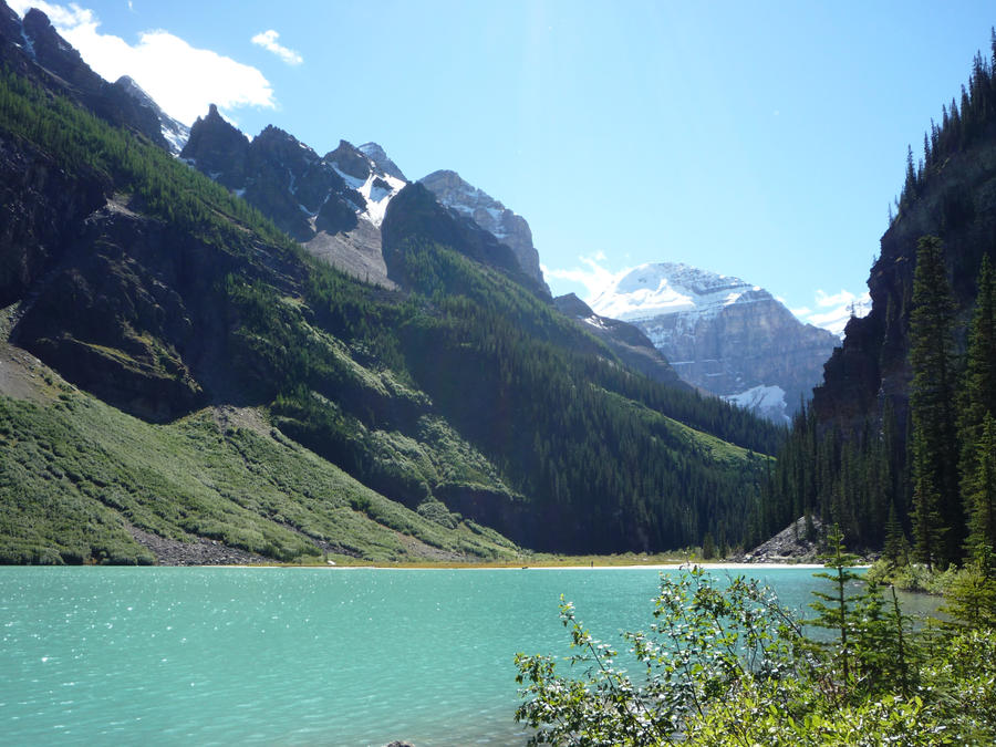 Lake Louise 9 by raindroppe