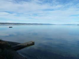 Lake Taupo 10 by raindroppe