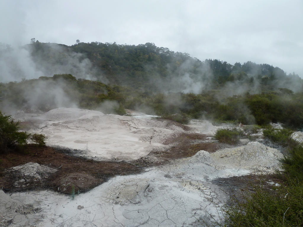 Geothermal Area 41 by raindroppe