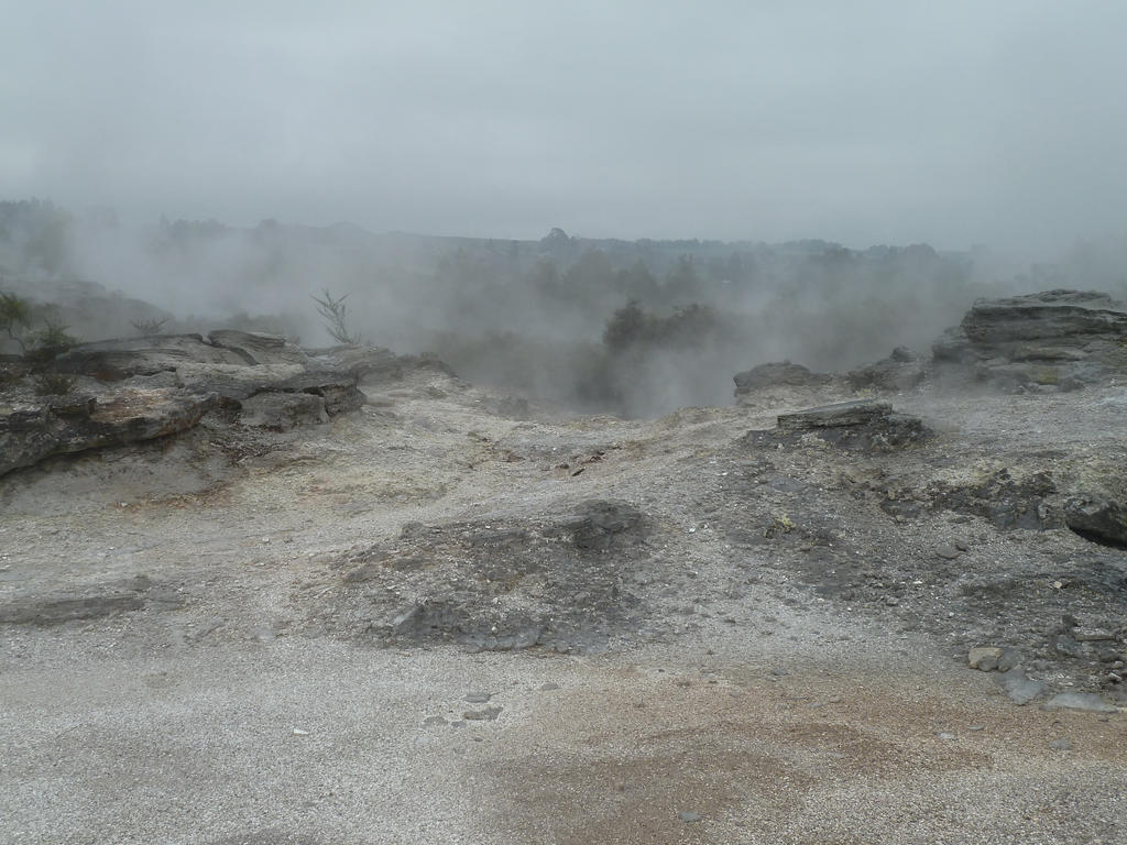 Geothermal Area 31
