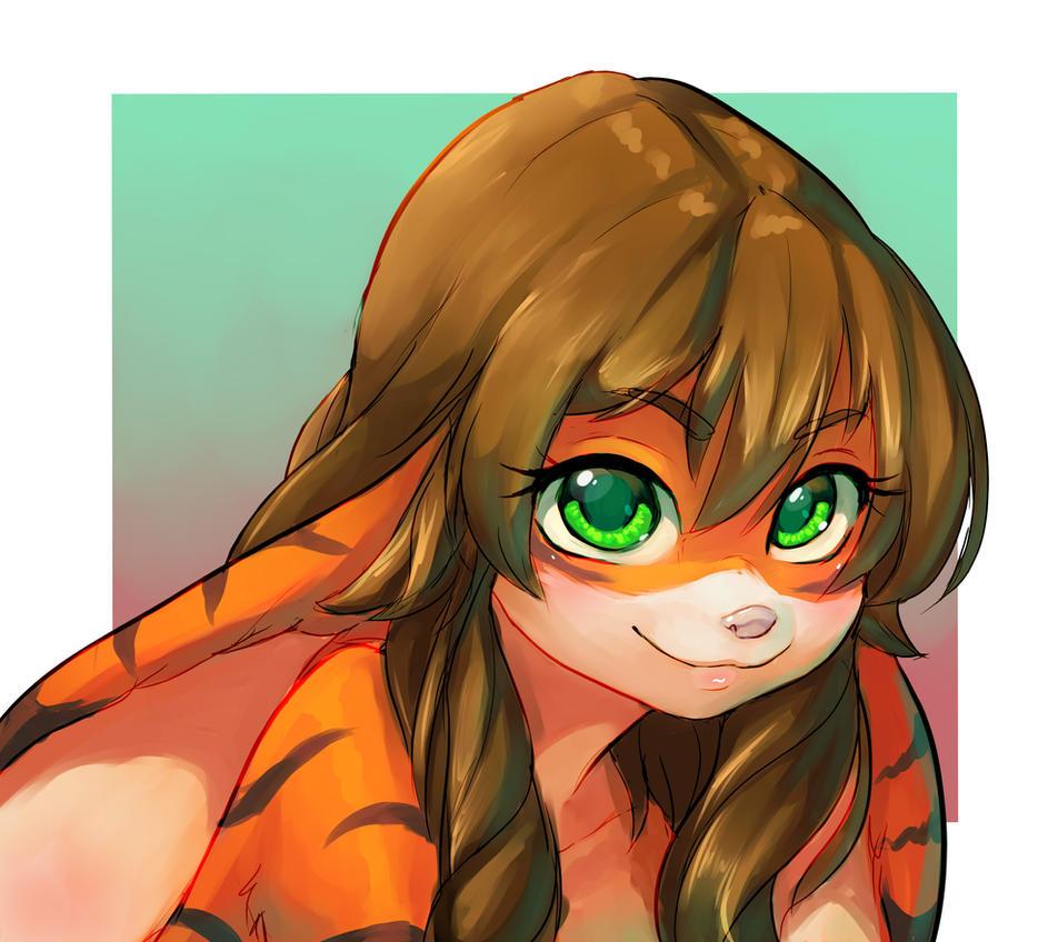 Tigerbun by Talilly