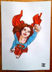 SuperGirl 002