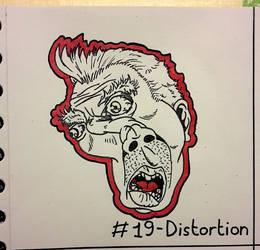 Goretober 2020 - 19 - Distortion