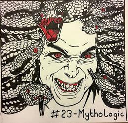 Goretober 2020 - 23 - Mythologic