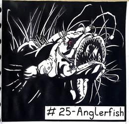 Goretober 2020 - 25 - Anglerfish
