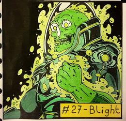 Goretober 2020 - 27 - Blight