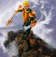 Aquaman by 133art