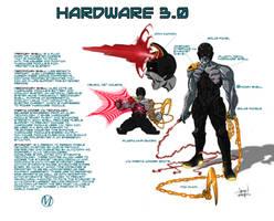 Hardware 3.0 by 133art