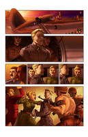 F-00 Fighters issue2 pg.9 by 133art