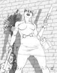 Assasin Lady