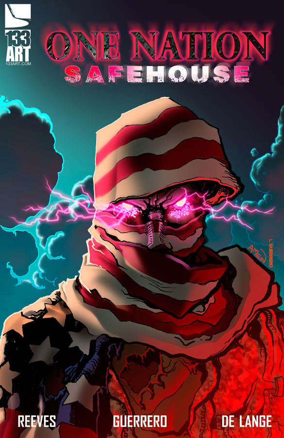 ON Safehouse cover by 133art