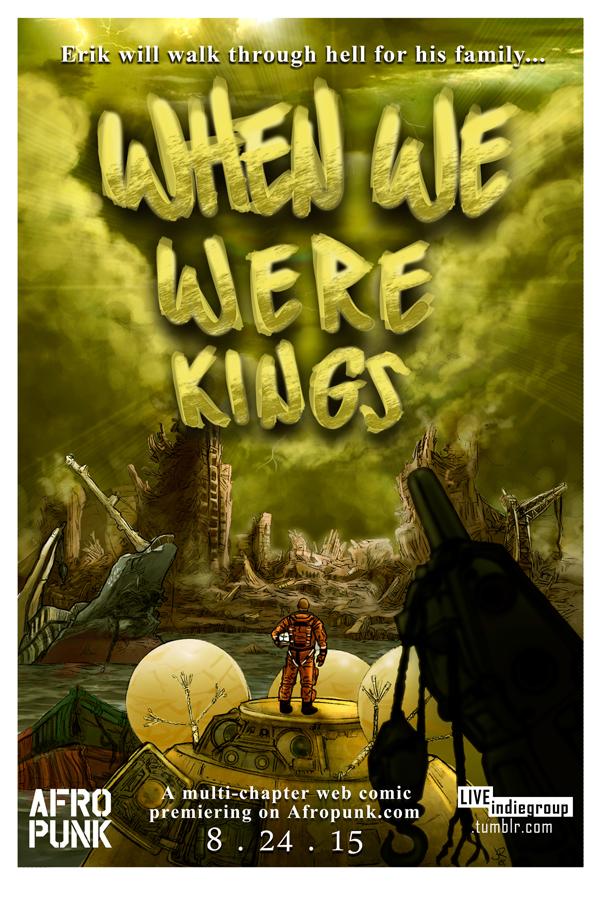 When We Were Kings by 133art