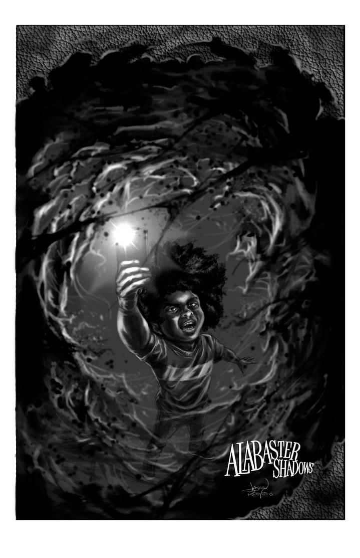 Alabaster Shadows by 133art