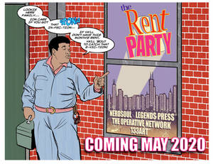 The Rent Party coming May 30th