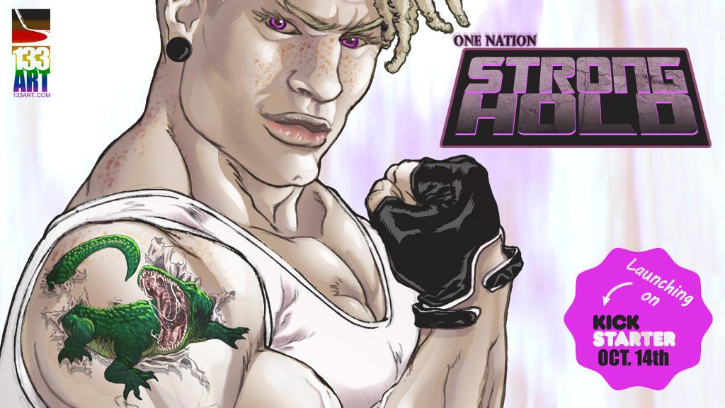 OneNation Stronghold Kickstarter Oct 14th