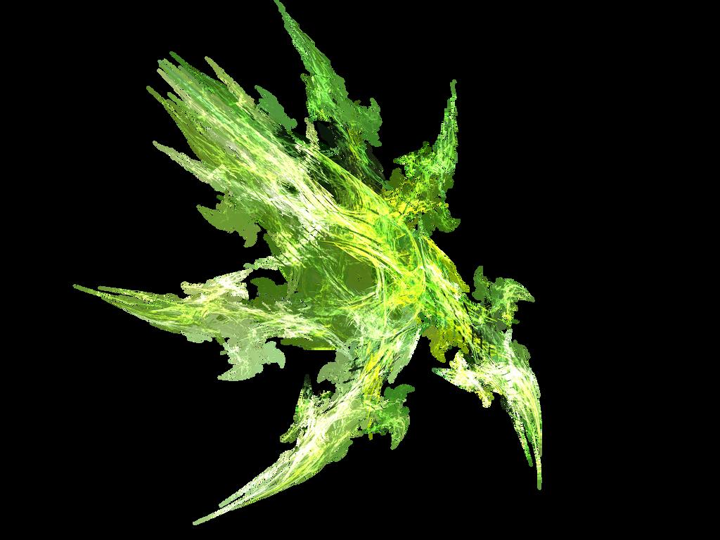 [First leaf of spring] Apophysis-061116-19 by Genutvagen