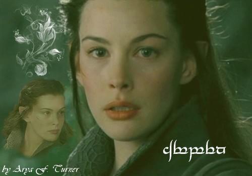 Arwen by AryaFT
