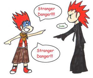 STRANGER DANGER by SaphyreMelodies