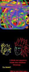 Rainbows by SaphyreMelodies