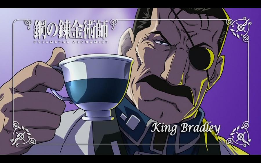 أضخم تقرير عن الأنمي ~  FullMetal Alchemist Brotherhood ~ Wrath_alias_King_Bra