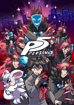 [PNO] Mini Event X - Persona 5