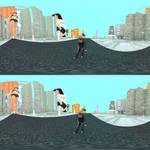 Big and Bigger - Prev 1 - VR 3D-360
